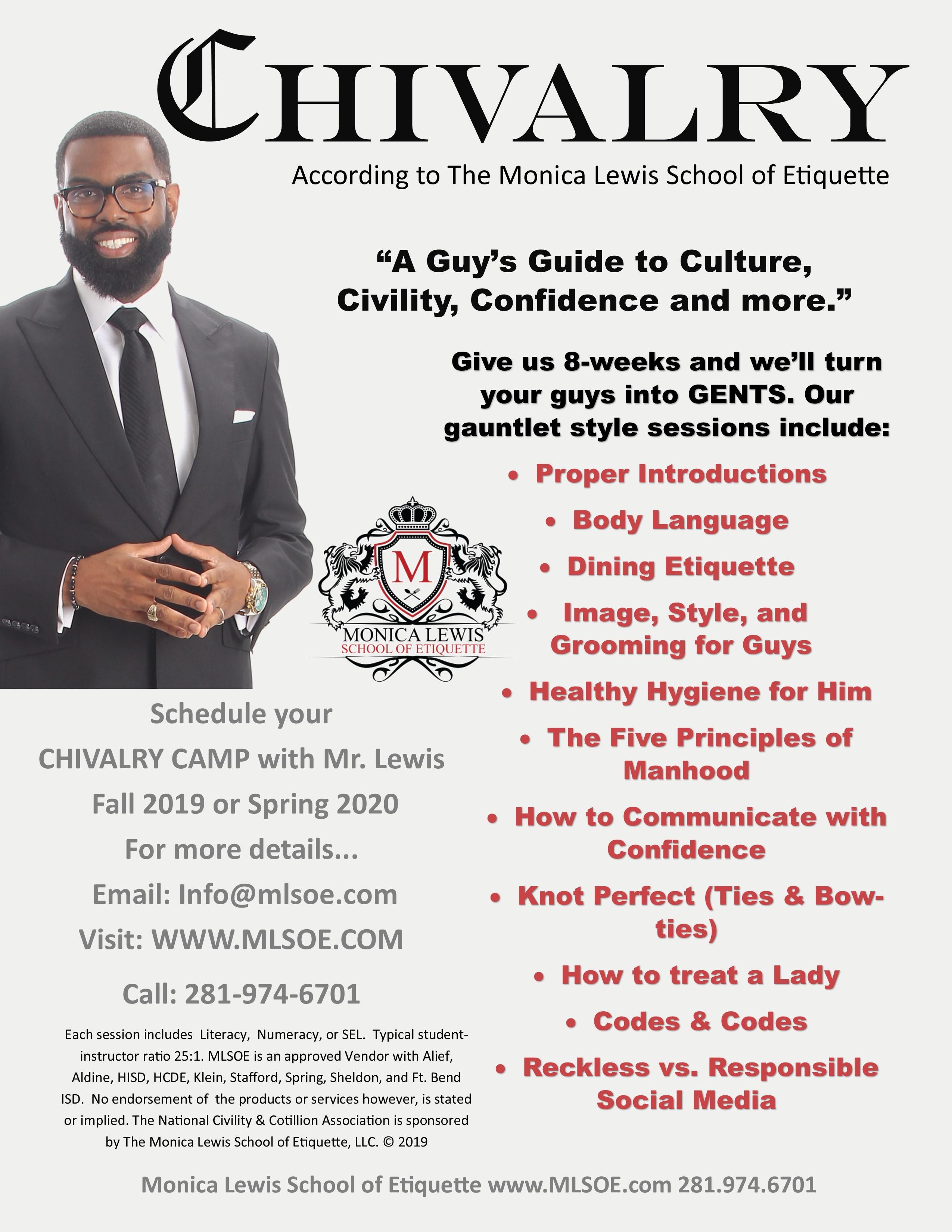 Chivalry Camp Finale - Blocker Middle School